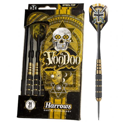 Harrows Vodoo Brass Darts